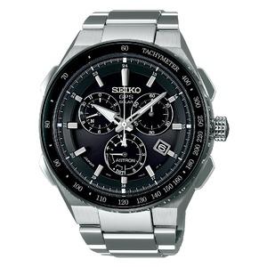 Seiko Astron Radio Wave Control Solar Titanium Men's Watch SBXB129