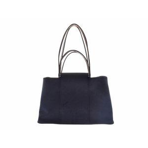 Used Hermes Kabac Pm Toaloffsier / Leather Black □ M Engraved Bag ◇