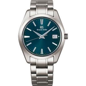 Grand Seiko Quartz Titanium Watch SBGV233