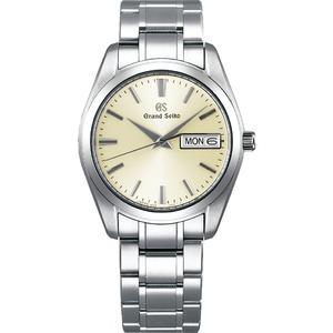 Grand Seiko Quartz Stainless Steel Watch SBGT235