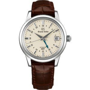 Grand Seiko Automatic Stainless Steel Watch SBGM221