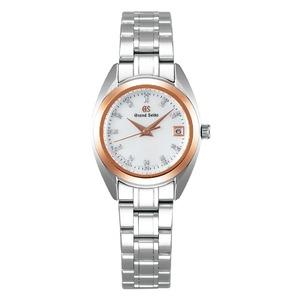 Grand Seiko Quartz Stainless Steel Watch STGF286