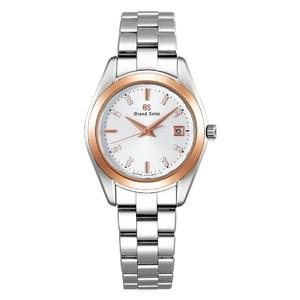 Grand Seiko Quartz Stainless Steel Watch STGF274