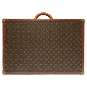 Louis Vuitton Monogram Large Visten 65 Vintage M21325 Trunk Case Lv 0566