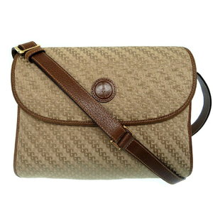 Gucci Old Shoulder Vintage Brown Bag 0340