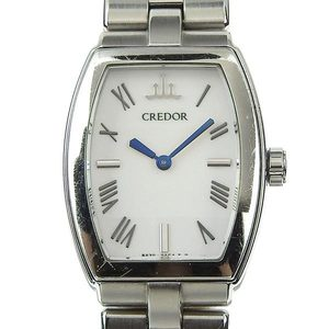 Seiko Seiko Credor Women's Quartz Wrist Watch 5a70-0ae0