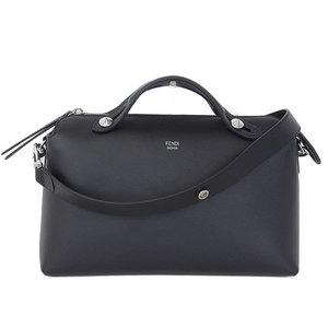 Fendi Fendi Byway 2 Way Shoulder Bag Black