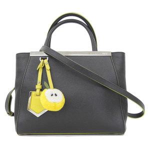 Fendi Fendi Petit To Joule 2way Handbag Shoulder 8bh253 005pv Bag