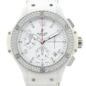 Hublot Hublot Big Bang Aspen Diamond Bezel Men's Automatic Watch 341.cl.230.rw.114 Wrist