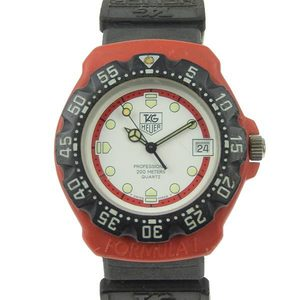 Tag Heuer Quartz Boys' Watch