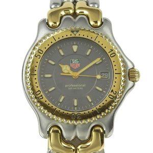 Tag Heuer Tag Professional Men's Quartz Wrist Watch Wg 1120-ko