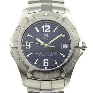 Tag Heuer Tag Exclusive Mens Quartz Wristwatch Wn 111 M Watch