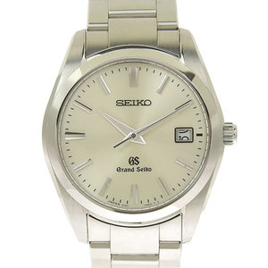 Seiko Seiko Ground Men's Quartz Wrist Watch Date 9f62-0ab0