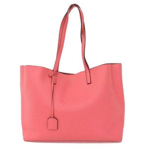 Saint Laurent Saint Parisack Shopping Tote Bag Leather Pink