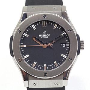 [Hublot] Hublot Men's Watch Classic Fusion Zirconium 511.zx.1170.rx Black (Black) Dial