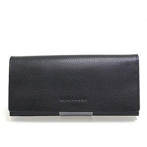 Longchamp Long Shan Folded Purse 3044 021 047 Black Leather Unused Item