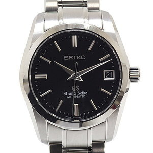 Seiko Ground Mechanical Sbgr 053 Black (Black) Dial Automatic Winding