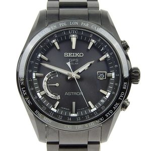 Real Seiko Astron Gps Men's Solar Watch 8x22-0ag0-2