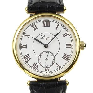 Genuine Longines Smoteko Men's Hand Winding Wrist Watch L845.4