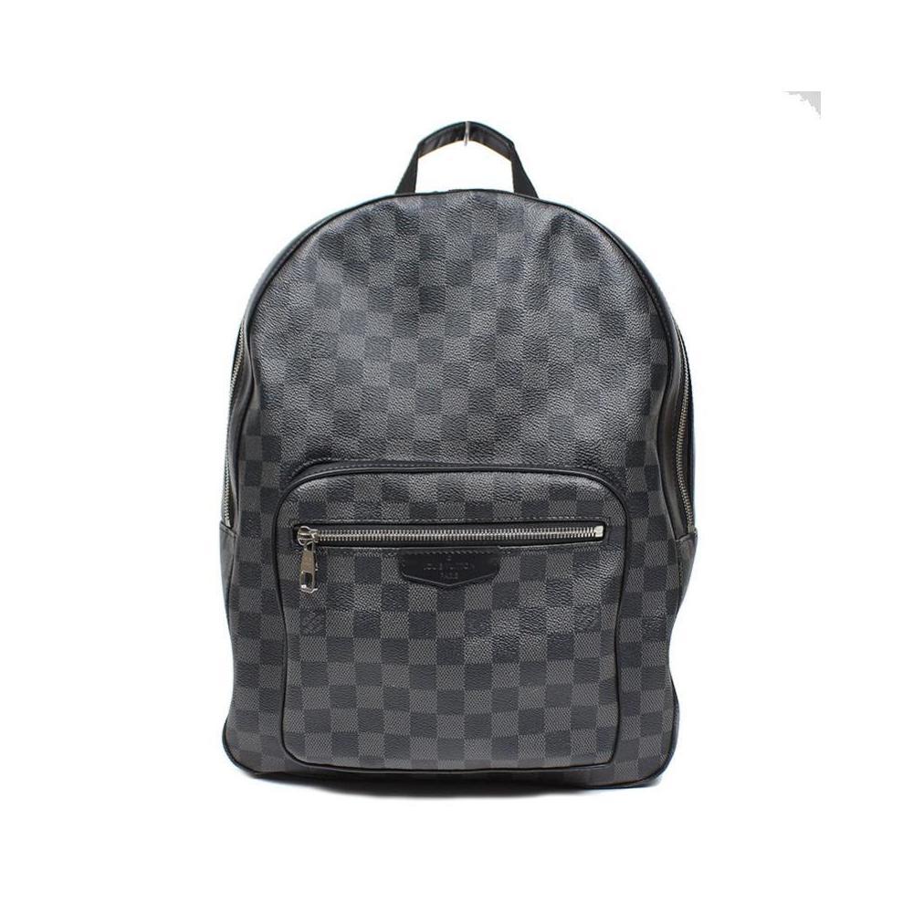 4f78e0aff9e5 Louis Vuitton Damier Graphite Josh N 41473 Backpack Men s LOUISVUITTON