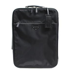 Prada PRADA Nylon Carry Case VV030M Black Suitcase Ladies Men's