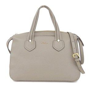 Furla FURLA Crossbody 2way handbag GIADA S TOTE 17 year model gray