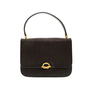 Contess Hose Hair Handbag Black 0166 COMTESSE