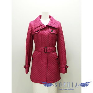 Burberry London Quilting Court Fuchsia Pink