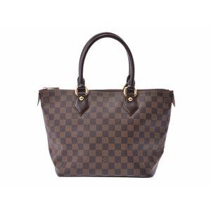 5844de2f017a Louis Vuitton Damier Sareja PM N51183 Women s Handbag A rank beautiful  goods LOUIS VUITTON second hand