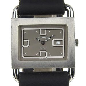 Genuine HERMES VALENIA Ladies quartz wrist watch BA1.510