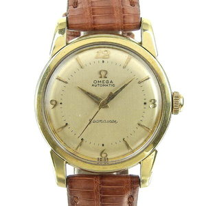 Genuine OMEGA Omega Seamaster Men's Automatic Wrist Watch cal.500