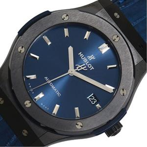 Hublot HUBLOT Classic Fusion Ceramic Blue 511.CM.7170.LR Automatic Men's Watch