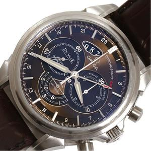 Omega OMEGA De Ville Chronoscope GMT Co-Axial Chronograph 422.13.44.52.13.001 Self-Winding Brown Men's Watch