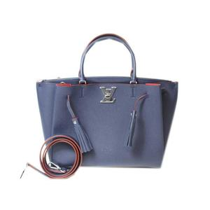 Louis Vuitton LV Calf Leather Rock Meat M54571 Marine Rouge LOUIS VUITTON