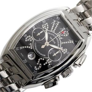 Frank Muller FRANCK MULLER Conquistador Joker 8005CC CD J limited to 100 automatic winding diamond chronograph men's watch finished