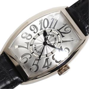 FRANCK MULLER TORUKA CARBEX RELIEF 5850SC Automatic winding WG solid men's watch