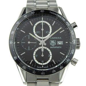 Real TAG Heuer Carrera Chrono Mens Automatic Watch CV2010-3