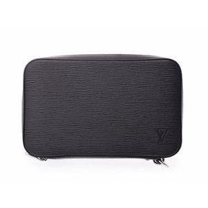ルイ・ヴィトン(Louis Vuitton) ルイヴィトン エピ ダンディ ウォレット 黒 M64000 メンズ 本革 財布 Aランク 美品 LOUIS VUITTON 中古 銀蔵