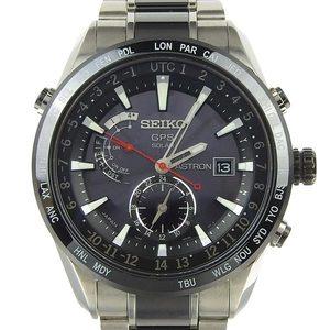 Genuine SEIKO Seiko Astron Men's Solar Wrist Watch SBXA 01/7 X 52 - AF 0