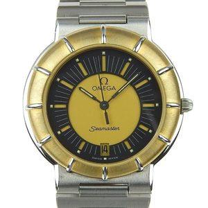 Genuine OMEGA Omega Dynamic Seamaster Men's Quartz Wrist Watch