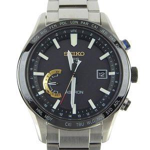 Real SEIKO Seiko Astron Shohei Otani Model Men's Solar Watch 8X22-0AJ0