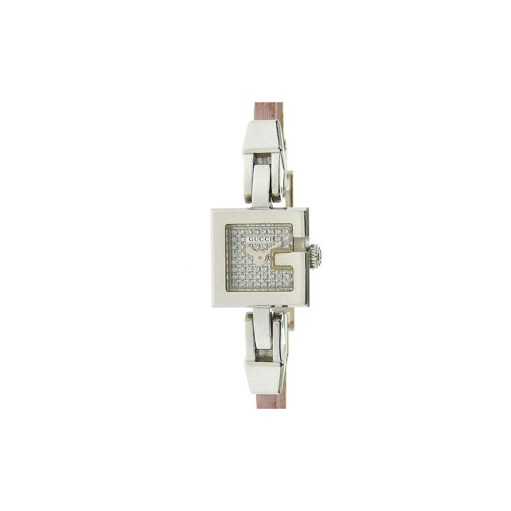 9bab03d8ec8 Genuine GUCCI Gucci Ladies Quartz Watch 102 Diamond Dial