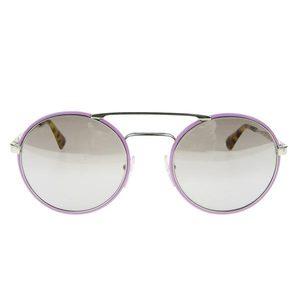 Genuine PRADA Prada sunglasses SPR 51 S VHV - 1AO Pink 54 □ 22 135