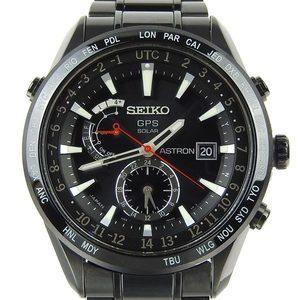 Real SEIKO Seiko outron solar watch 7X52-0AN0