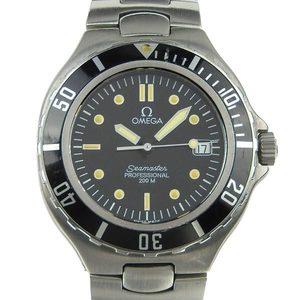 Genuine OMEGA Omega Seamaster Professional Men's Quartz Wrist Watch