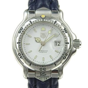 Real TAG Heuer Women's Quartz Wrist Watch WH 1311