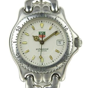 Genuine TAG Heuer Professional Cell Boys Quartz Wrist Watch 1212-0