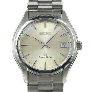 Genuine SEIKO Seiko Grand Men's Quartz Wrist Watch 9F62-0A10