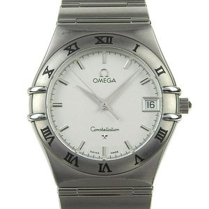 Genuine OMEGA Omega Constellation Mens Quartz Wrist Watch
