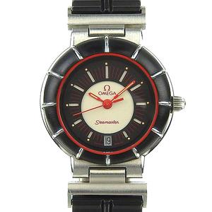 Genuine OMEGA Omega Seamaster Dynamic Ladies Quartz Wrist Watch